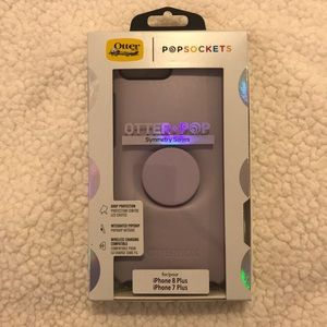 ❌ SOLD ❌ Otterbox Popsocket iPhone 7/8 Plus